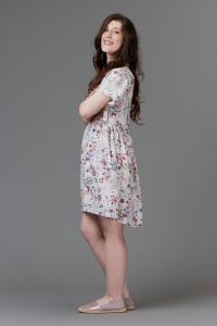 Myosotis Dress